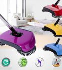 Universal Hand Push Sweeper Broom