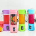 Rechargeable 6blades Juicer